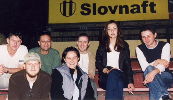 1 Watching Inter Bratislava - Copysmallersmaller