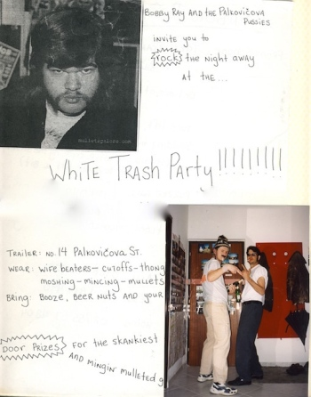 8 White Trash Party