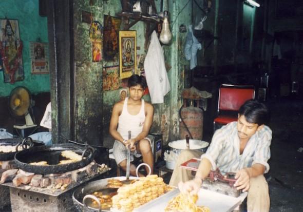 5 Street restaurant - Paharganj