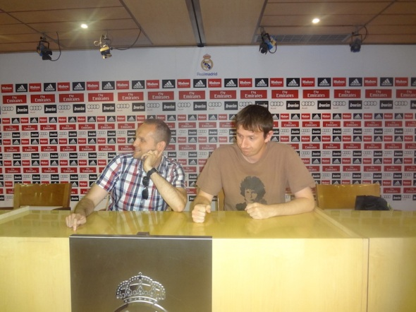 3 Bernabeu Press conference room