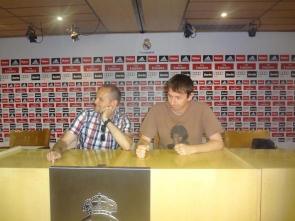 3 Bernabeu Press conference room