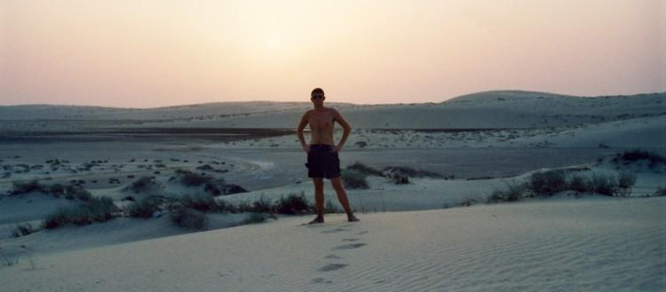 2 Qatar Desert, Aug 2001