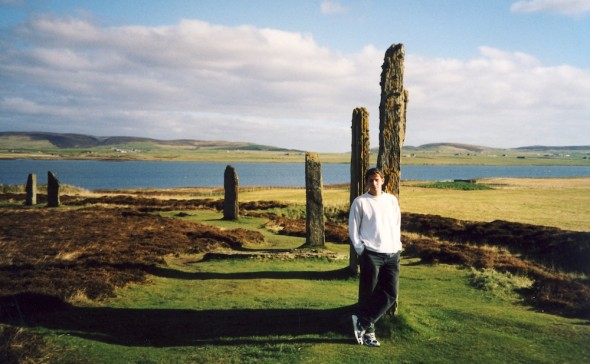 3 Standing Stones of Stenness