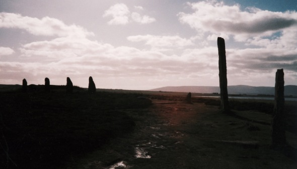 4 Standing Stones of Stenness