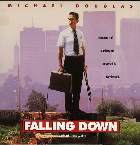 Image result for michael douglas in the movie breaking down