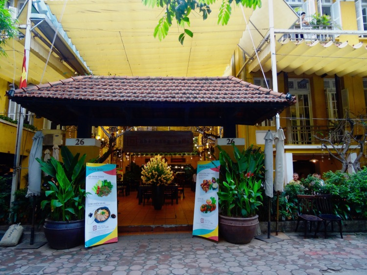 Nha Hang Ngon Restaurant Hanoi
