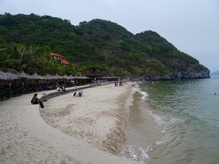 Cat Co Cove 3 Beach Cat Ba Island