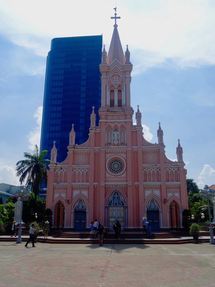 Danang Cathedral, Vietnam.