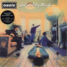 Definitely Maybe Oasis album review