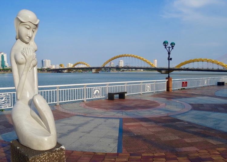 Dragon Bridge Danang Vietnam