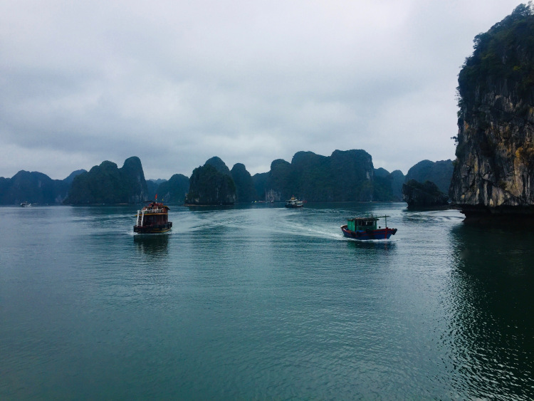 Halong Bay Cruise Vietnam