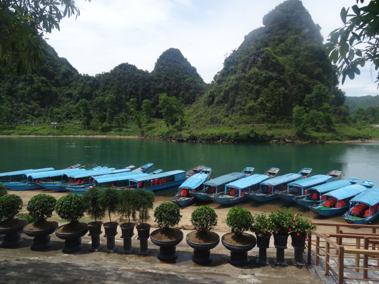 Phong Nha Ke Bang National Park Vietnam