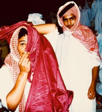 Short stories from Qatar