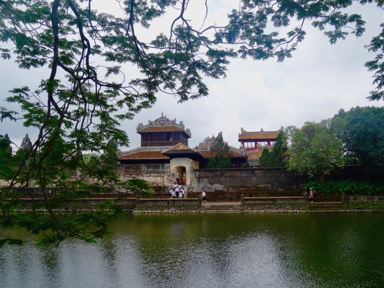 The Imperial City Hue Vietnam