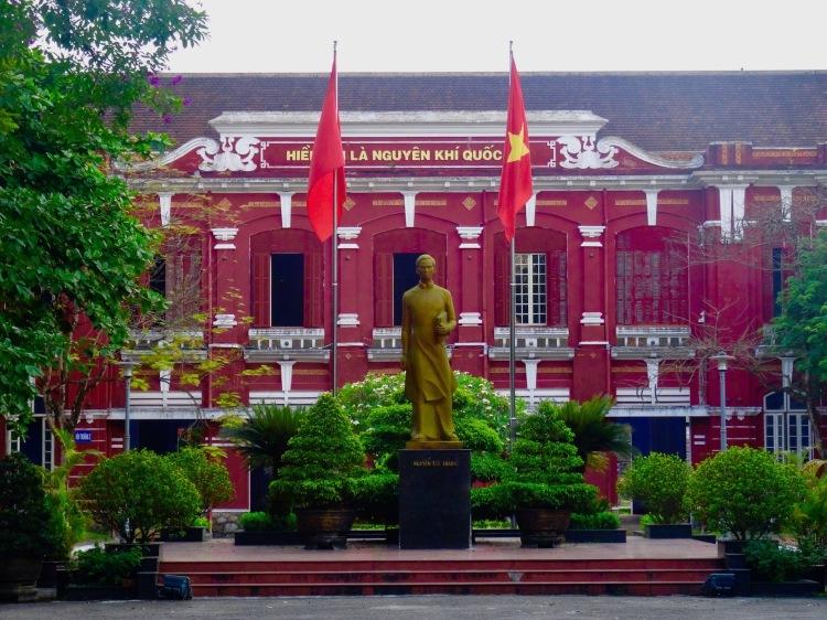 National School Truong Quoc Hoc Hue Vietnam