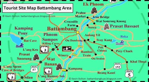 Things to see and do in Battambang