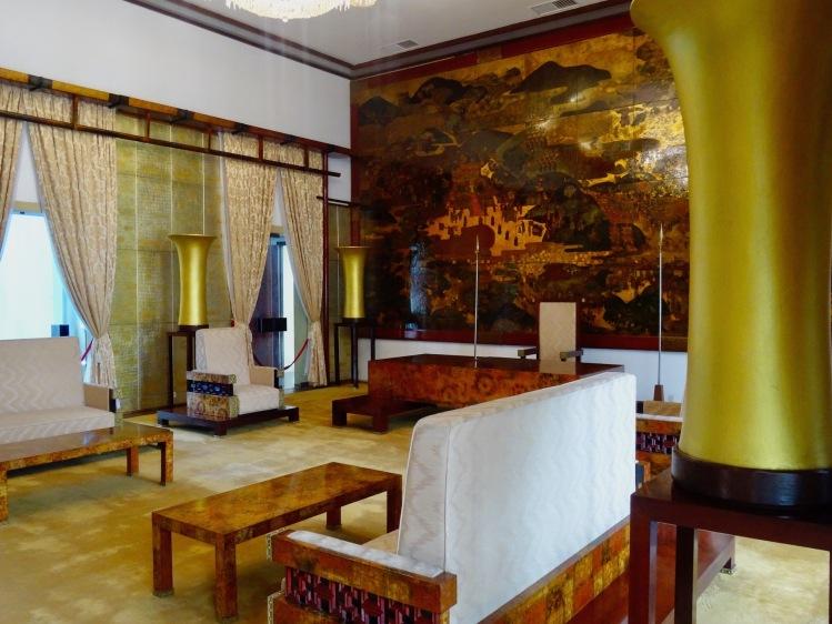 Ambassador's Chamber Reunification Palace Ho Chi Minh Vietnam