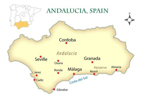 Andalusia travel guide