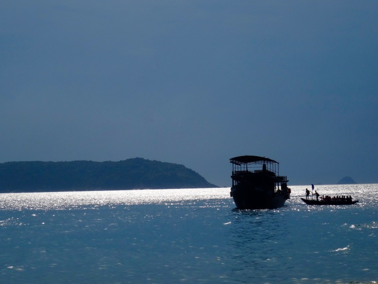 Bai Chong Beach Cham Island Vietnam