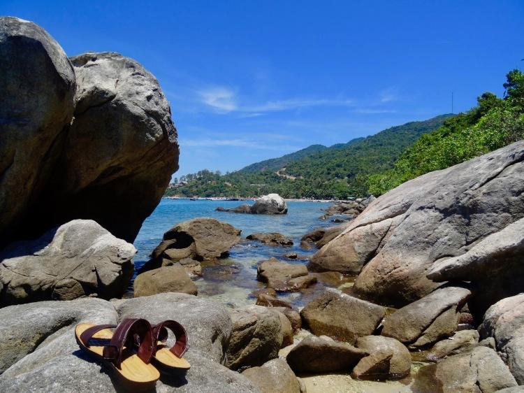 Bai Huong Cham Island Vietnam