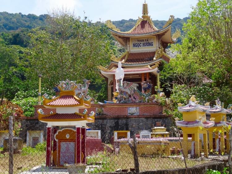 Bai Huong Temple Bai Huong Village Cham Island