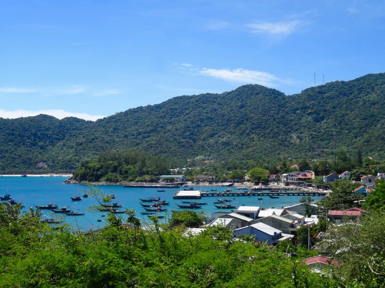 Bai Lang Village Cham Island Vietnam