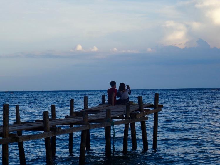 Bai Ong Beach Cham Island Vietnam