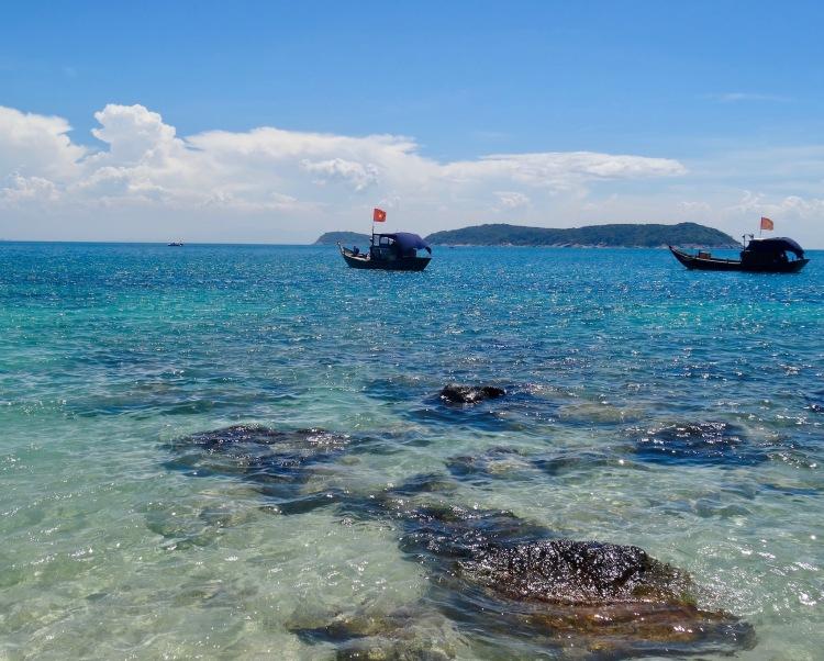 Bai Xep Beach Cham Island Vietnam