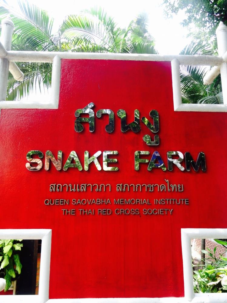 Bangkok Snake Farm Bangkok Thailand