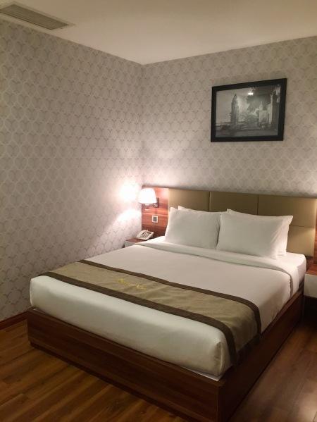 Bedroom Lotus Boutique Hotel Ho Chi Minh Vietnam