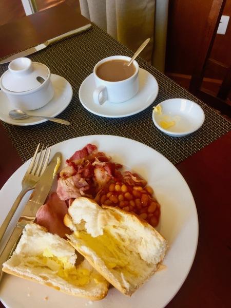 Breakfast Lotus Boutique Hotel Ho Chi Minh Vietnam