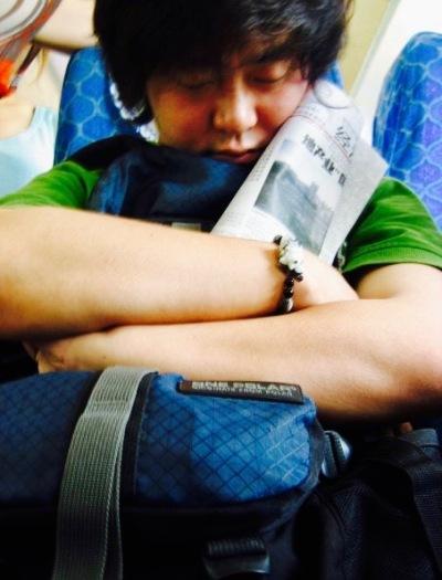 Bullet train Beijing to Tianjin