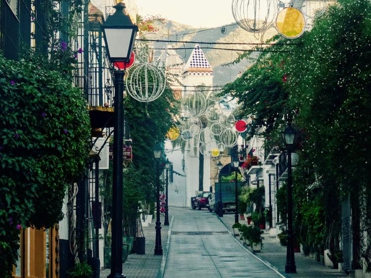Calle Ancha Marbella Spain