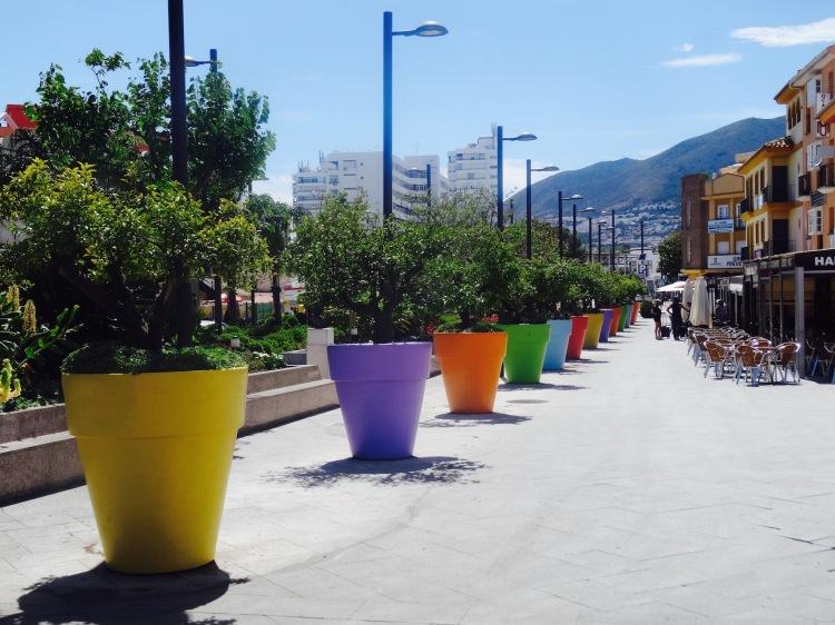 Calle Mercurio Benalmadena Spain