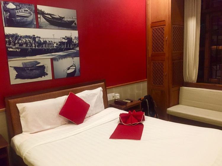 Double room Thanh Van 1 Hotel Hoi An, Vietnam