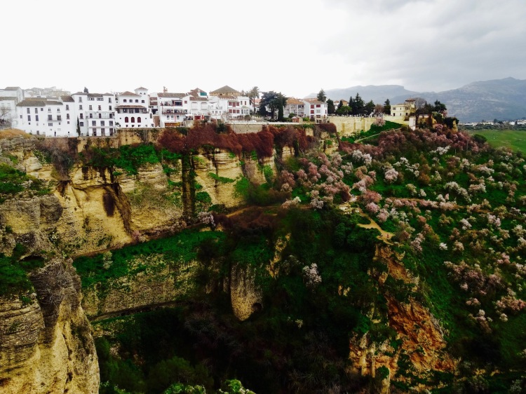 El Tajo Gorge Ronda Spain
