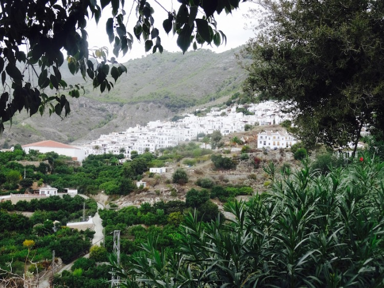 Frigiliana Andalusia Spain