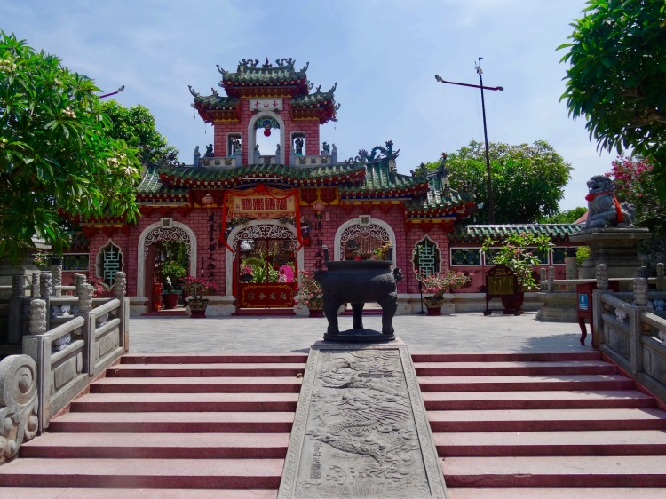 Fujian Assembly Hall Hoi An Vietnam