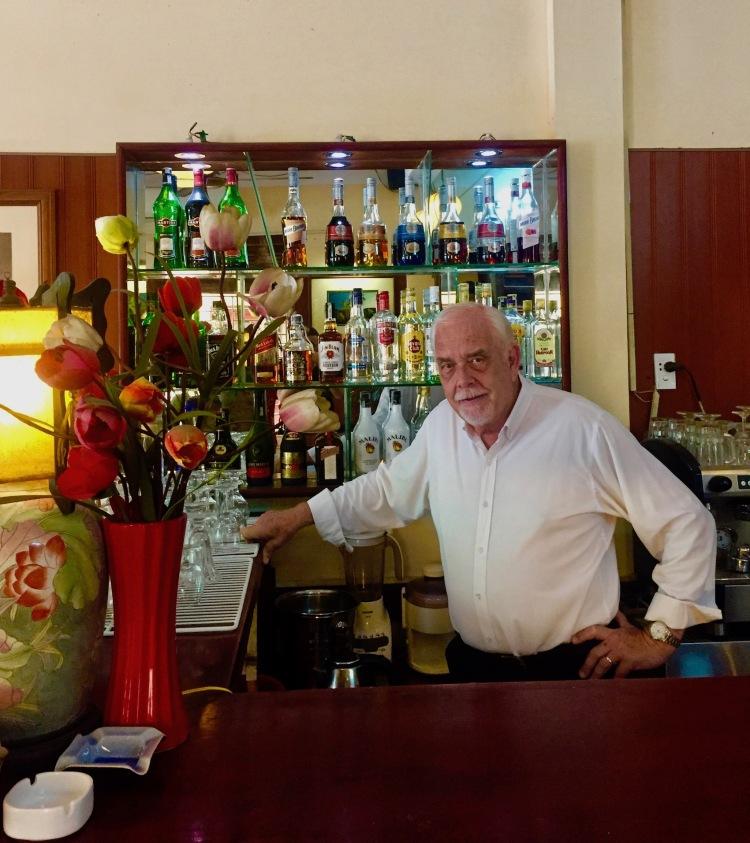Geoff Shaw The White Lotus Restaurant Hoi An Vietnam