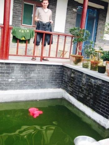 Guesthouse Zhujiayu village Shandong province China