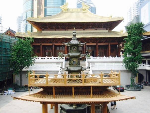 Jingan Temple Shanghai