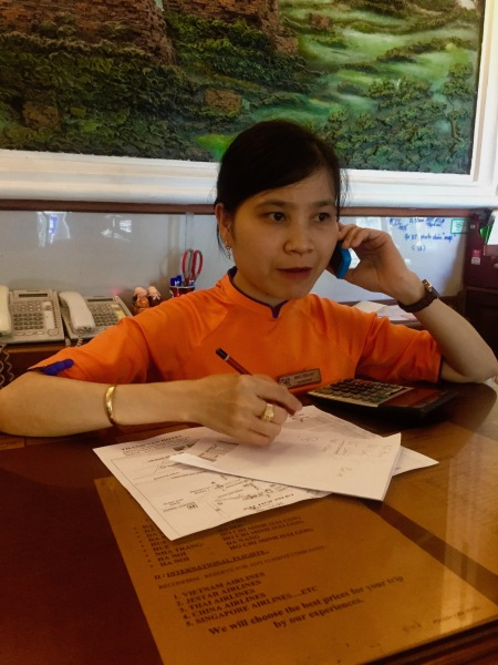 Kelly Thanh Van 1 Hotel Hoi An, Vietnam