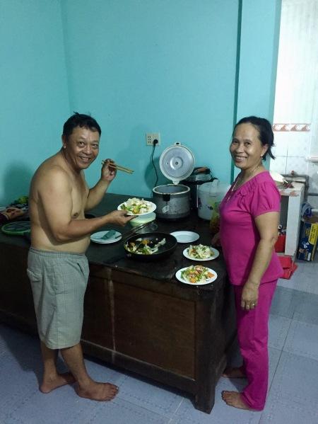 Lau Thu Homestay Bai Huong Village Cham Island Vietnam