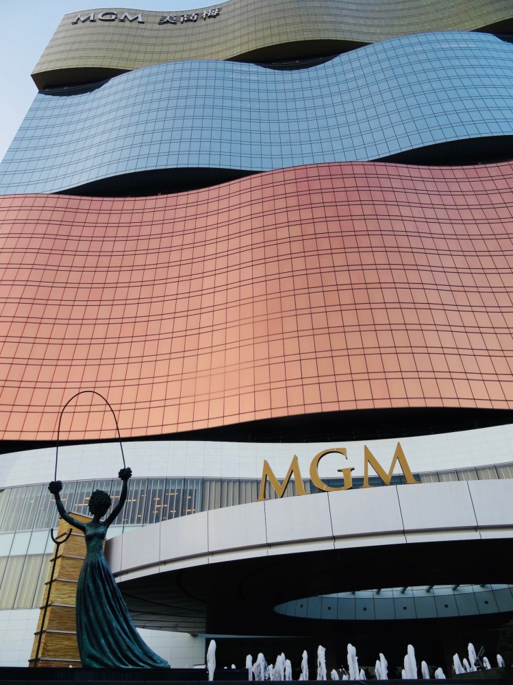MGM Macau hotel and casino