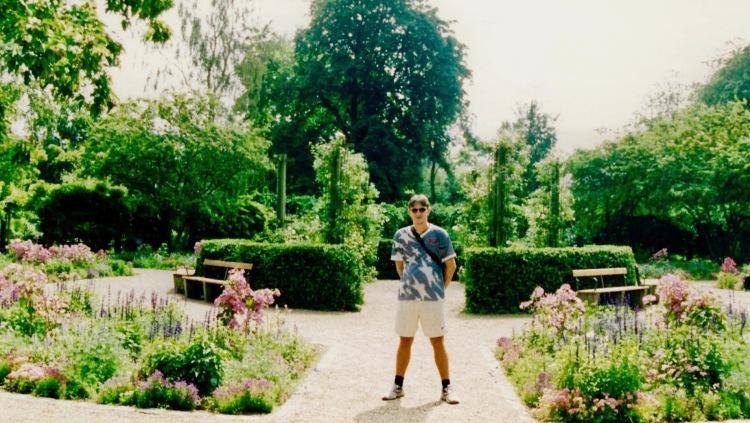 Munke Mose Gardens Odense Denmark