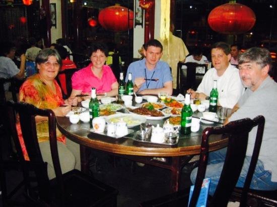 Noodle Restaurant Beijing