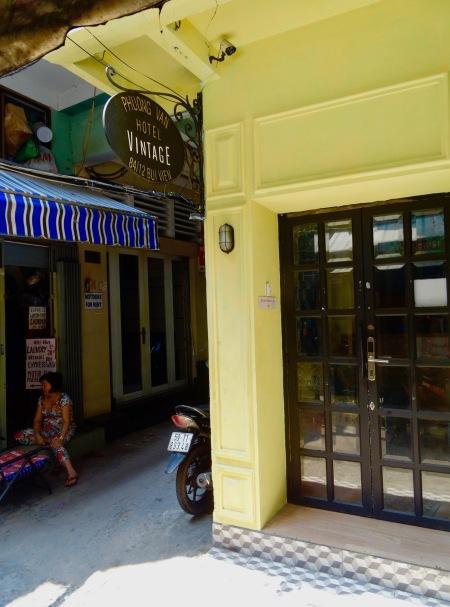 Phuong Van Hotel Ho Chi Minh Vietnam