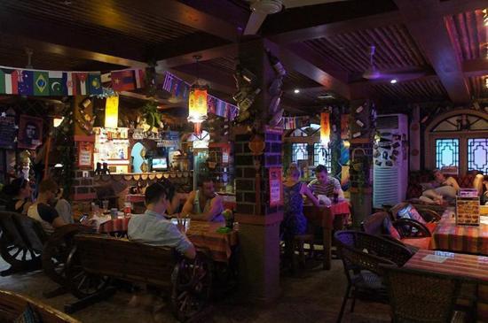 Restaurant bar Leo Hostel Beijing