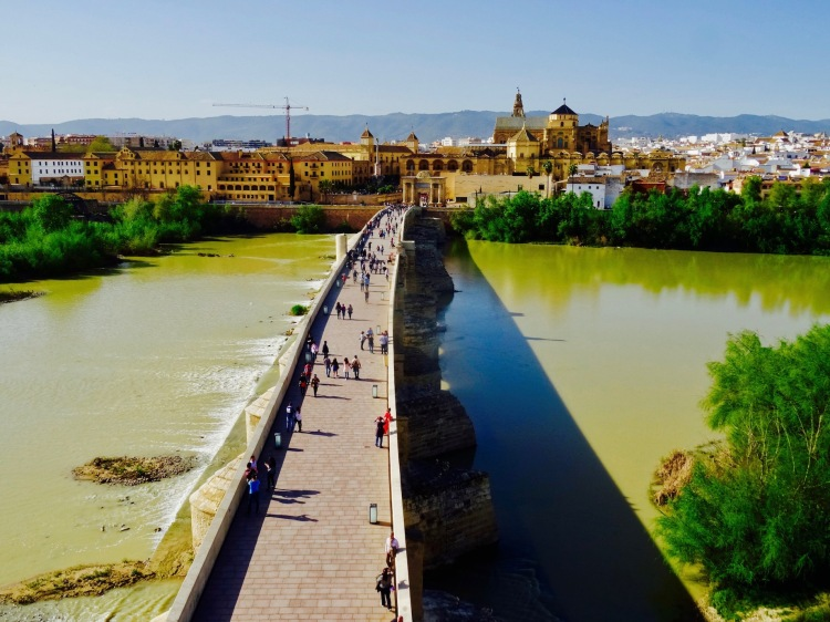 Roman Bridge Cordoba Spain