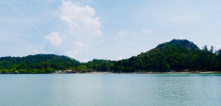 Sibu Island Pilau Sibu Malayisa
